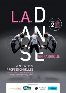 L.A. Danse en Fabrique - TranscenDanse édition 2015, Nantes.